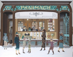 Pharmacie de l'art
